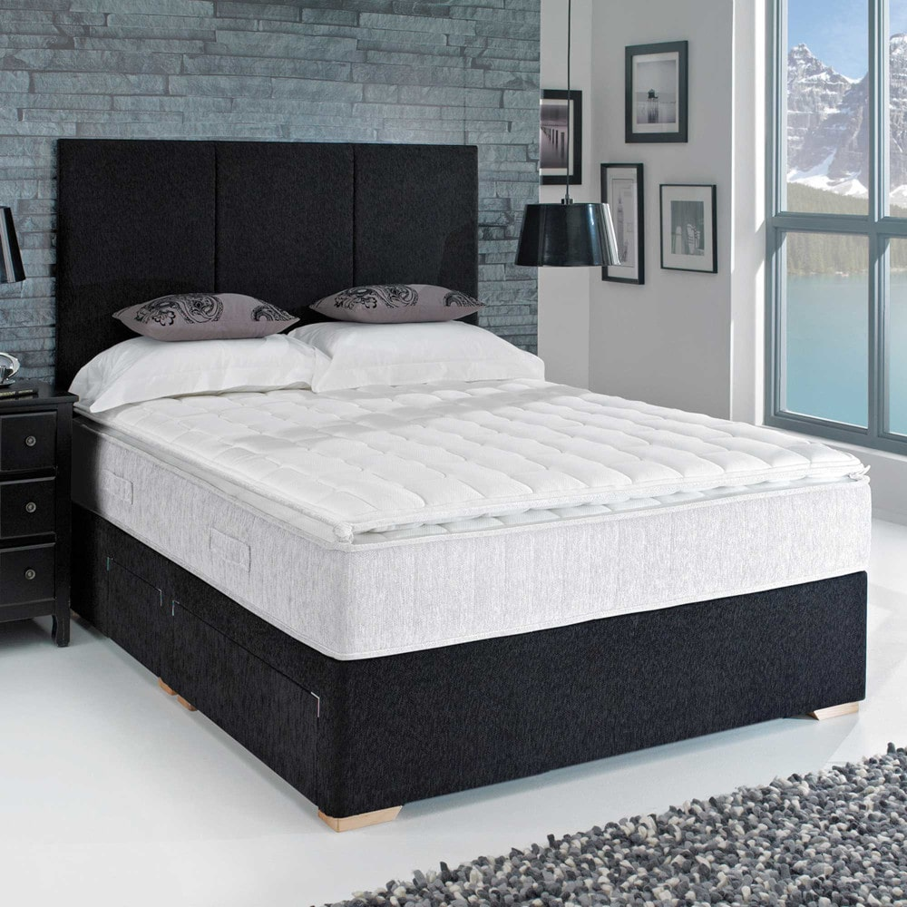 The King Koil Extended Life Divan Bed