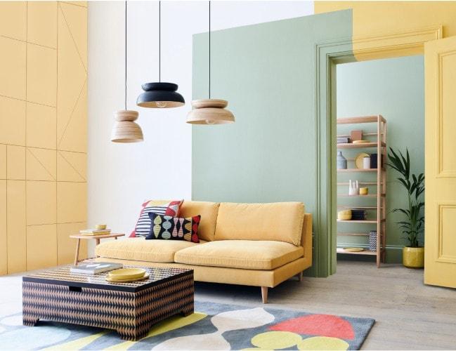 Colourful Sofas to Buy this Spring Season
