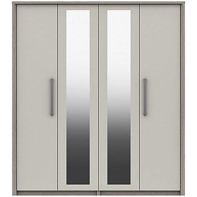 4 Door Wardrobes
