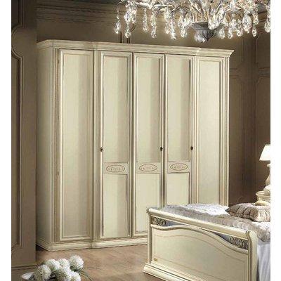 5 Door Wardrobes