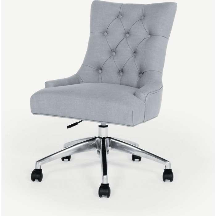 Flynn Office Chair, Persian Grey