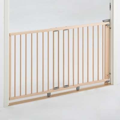 Child safety gate, 935-1330 mm, beech