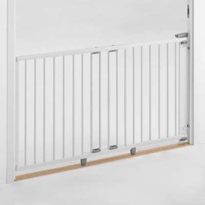 Child safety gate, 935-1330 mm, white