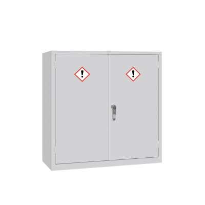 COSHH cabinet, 1 shelf, 1000x915x457 mm