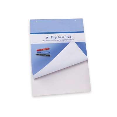 Flipchart pad, A1, 20 packs of 5