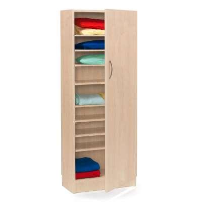 Linen cabinet, 630x340x1535 mm, birch