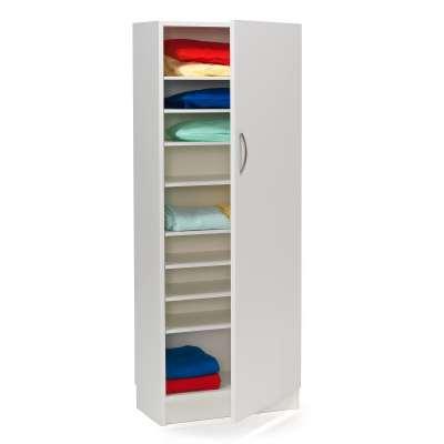 Linen cabinet, 630x340x1535 mm, white