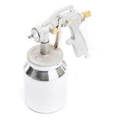Paint spray gun, 1 L