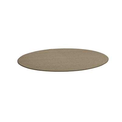 Round rug ADAM, Ø 3000 mm, beige