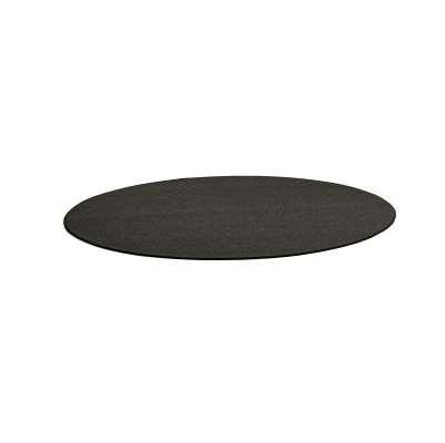 Round rug ADAM, Ø 3000 mm, anthracite grey