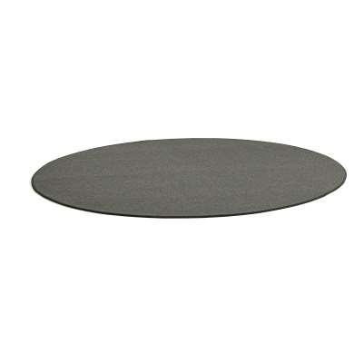 Round rug ADAM, Ø 3500 mm, light grey
