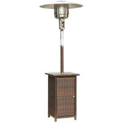 HOMCOM 12 Kw Patio Gas Heater