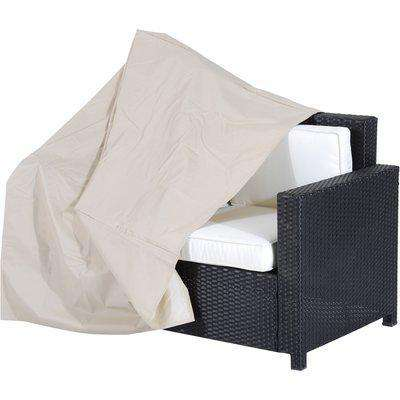 Outsunny Outdoor Furniture Cover 2 Seater Waterproof Protection Tough PVC Wind Rain Dust UV Shelter