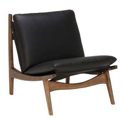 Arbor Leather Club Chair