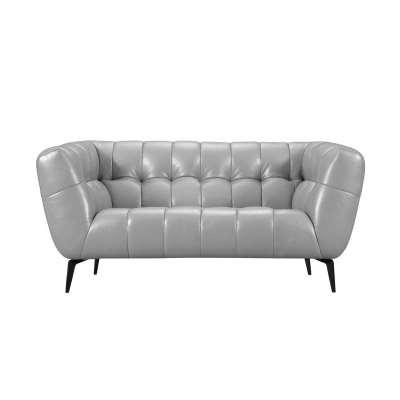 Azalea 1.5 Seater Leather Sofa