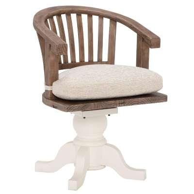 Berkshire Reclaimed Wood LS070 Swivel Office Chair