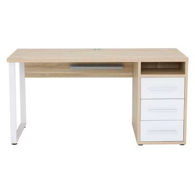 Bowater Single Pedestal Desk