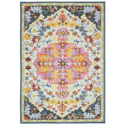 Windsor Wool Rug, Multi