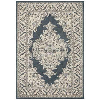 Windsor Wool Rug, Shadow