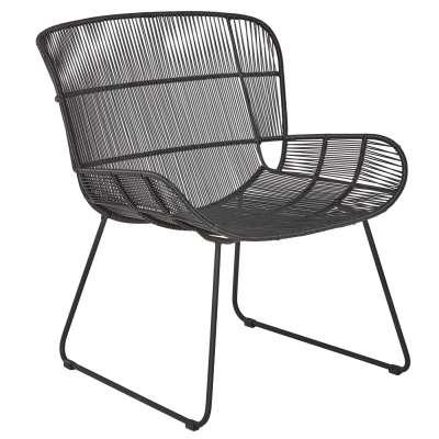 Butterfly Garden Lounge Chair, Lava