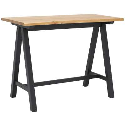 Dandelyan Bar Table, White Oak