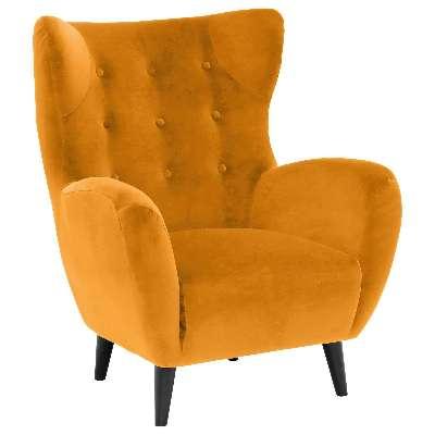 Delon Velvet Chair