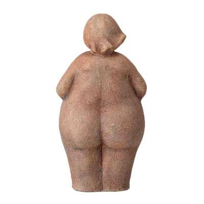 Female Sculpture Brown