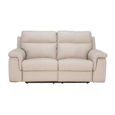 Fulton 2 Seater Leather Recliner Sofa