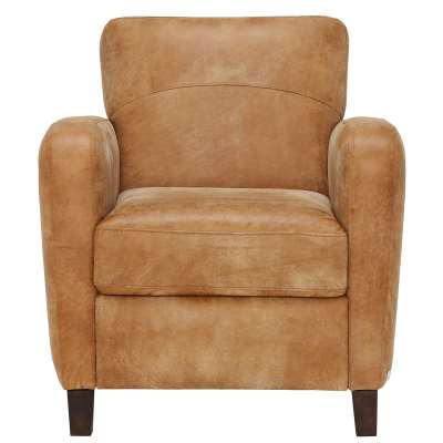 New Galveston Leather Tub Chair