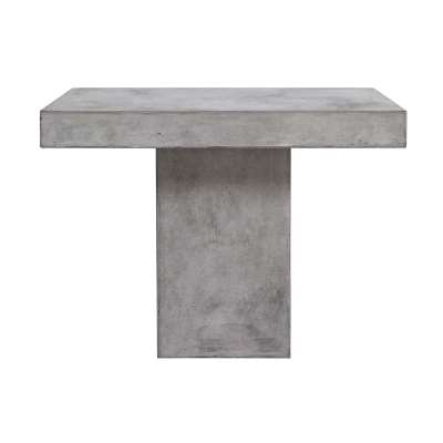 Geradis Campos Dining Table, Concrete