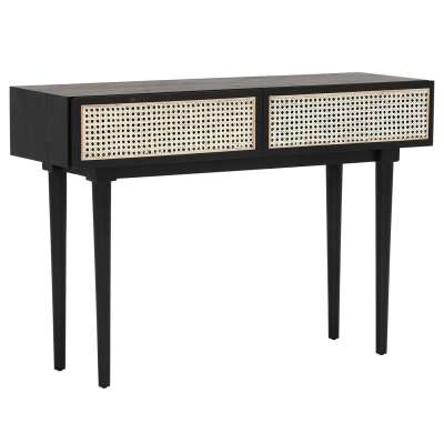Hague Console Table, Black