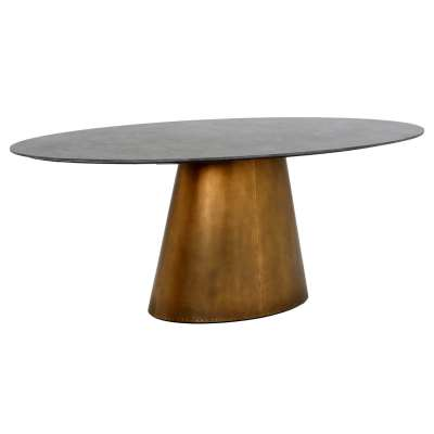 Janco Oval Dining Table
