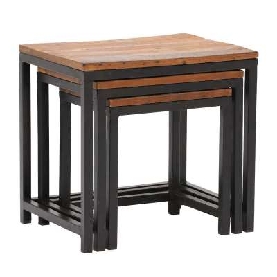 Little Tree Furniture Mary Rose Nest of 3 Tables