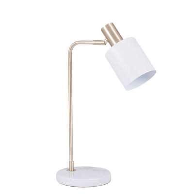 Marble Foot Desk Lamp