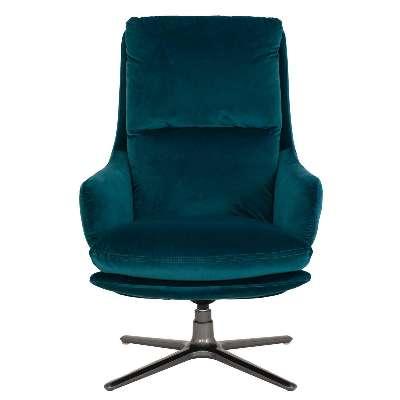 Marcel Velvet Armchair