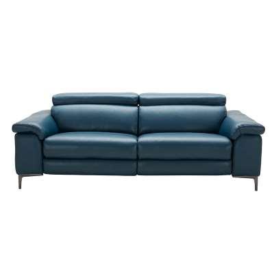 Paolo Leather 3.5 Seater Sofa