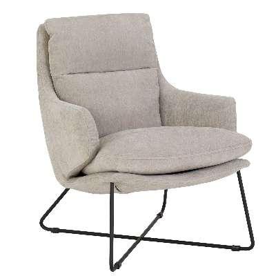 Riley Velvet Armchair
