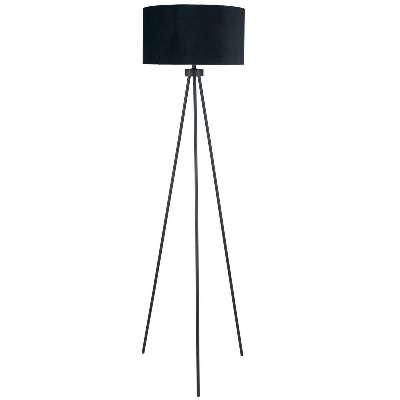 Tripod Floor Lamp, Matt Black
