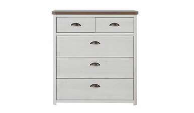 Genoa 3 + 2 Drawer Chest of Drawers