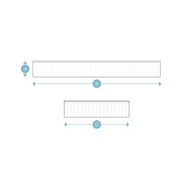 Mi Zone Flex Compact Roll Up Trundle Mattress