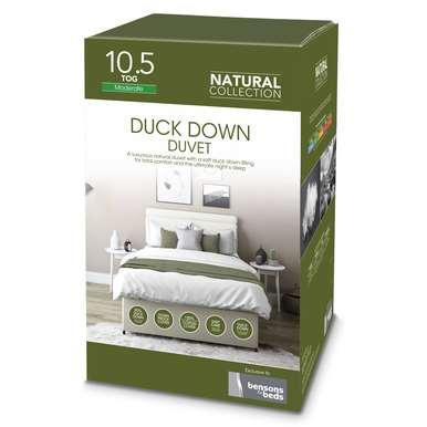 Natural Duck Down Duvet