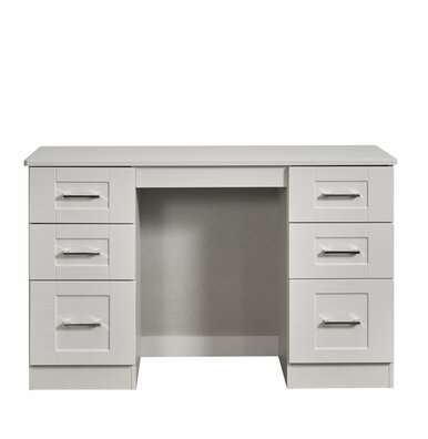 Santana 3 + 3 Drawer Dressing Table