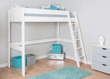 Mi Zone Wooden Cabin Bed