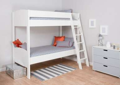 Mi Zone Wooden Bunk Bed