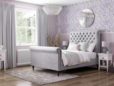 Victoria Upholstered Bed Frame