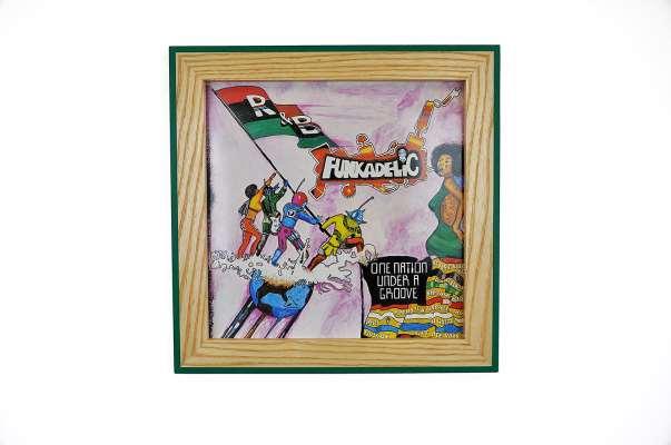 LP Vinyl Display Frames Album Cover Frame
