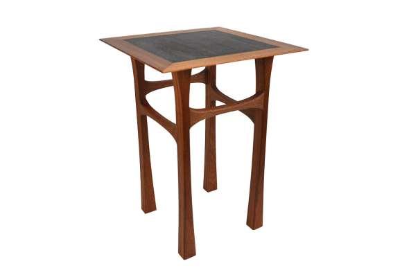 Sapele Kururu Side Table