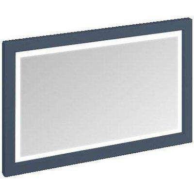 Burlington Framed 120 Mirror with LED Illumination - Blue