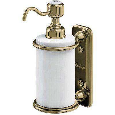 Burlington Gold Single Soap Dispenser