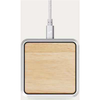 Blond & Silver Invisi-Grip Wireless Charger